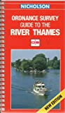 Ordnance Survey Guide to the River Thames (New Edition) (0702825808) by Nicholson