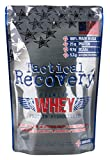 Tactical Recovery - 100% American Made │ #1 Premium Hydrolyzed Whey Protein from Idaho Farms│ 9.1 Grams BCAAs (Added 2:1:1) │No Fillers, Fat, Sugar, GMO, or Gluten│Grass Fed Cows