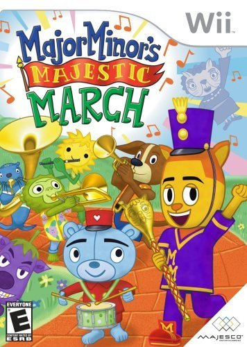 Major Minors Majestic March - Nintendo Wii - 1