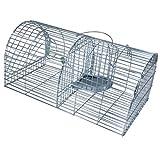 WCS Multi-Catch Rat/Chipmunk Cage Trap