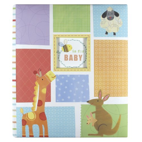 Jill McDonald Kids Loose-Leaf Memory Book, Alphabet Animals (Discontinued by Manufacturer)