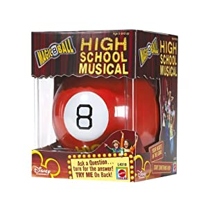 Magic 8 Ball: High School Musical