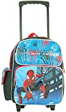 """Marvel the Amazing Spiderman Toddler 12"""" Rolling Backpack"""