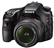 Post image for Sony SLT-A57K + 18-55er Kit-Objektiv für 576€