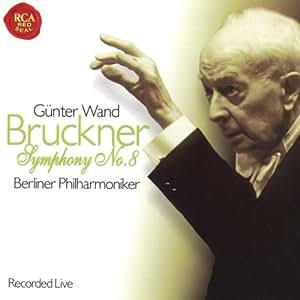 Bruckner : Symphonie n°8 en ut mineur (version 1890, édition Haas)