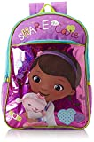 Disney Little Girls' Doc Mcstuffins Backpack