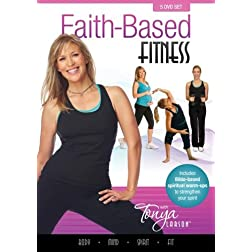 Faith Based Fitness with Tonya Larson - Power Stretch and Sculpt