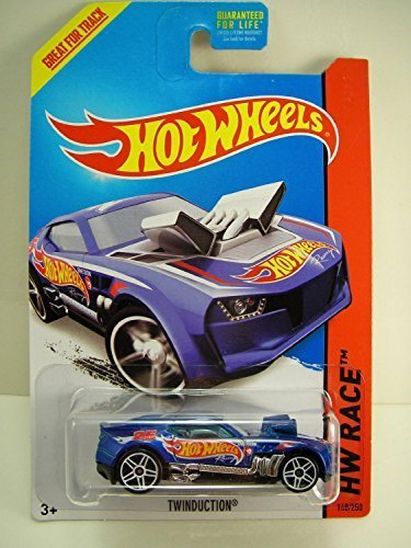 2014 Hot Wheels Hw Race Treasure Hunt - Twinduction [Ships in a Box!] - 1