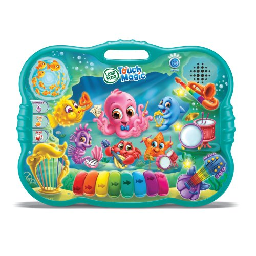 LeapFrog Touch Magic Ocean Music School - 1