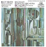 Elliott Carter: Piano Concerto