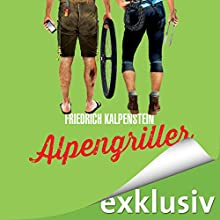 Alpengriller (Herbert4) Hörbuch von Friedrich Kalpenstein Gesprochen von: Robert Frank
