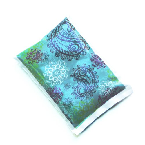 Ice Pack, Usa Made With Fun Paisley Design. Keeps Food Cool And Fresh For Hours