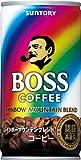 サントリー コーヒー ボス レインボーマウンテンブレンド 190g缶×30本