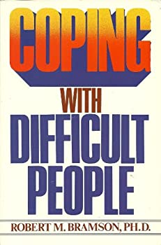 "Cover of ""Coping with Difficult People"""