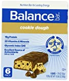 Balance Bar, Cookie Dough, 1.76-Ounce Bar (Pack of 6)
