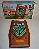 Vintage Tandy Radio Shack Baseball Handheld LED Electronic Game