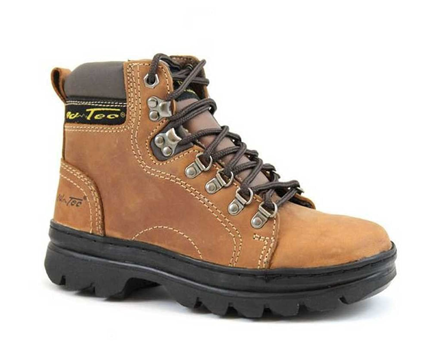 Womens Soft Leather Walking Boots 115