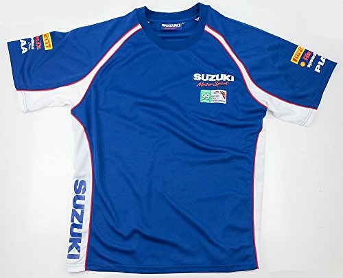 suzuki-swift-motorsport-rallycross-rally-team-t-shirt-pour-homme-xs-bleu