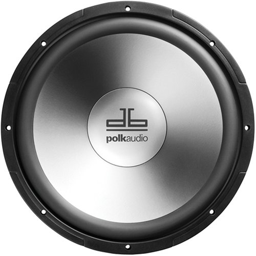 Polk Audio Db1240 12-Inch Single Voice Coil Subwoofer (Single, Black)