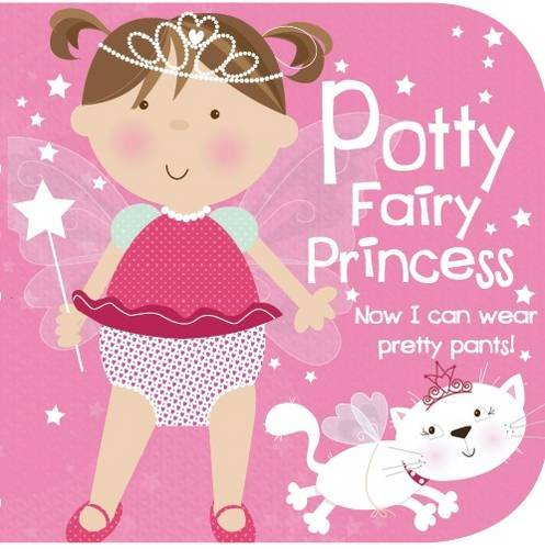 Potty Fairy Princess (Potty Training Storybook) front-456547