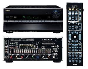 Onkyo TX SR 876 B 7.1 AV-Receiver (7x 210W,THX Ultra 2 Plus, HDMI) schwarz