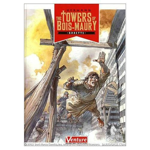 The Towers of Bois-Maury Volume 1: Babette