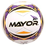 Mayor World Sigma Football, Size 5 (Yellow/Purple)