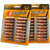 Pack Grande 32 Pilas AA 1,5V (Kingtianli) - Extra power