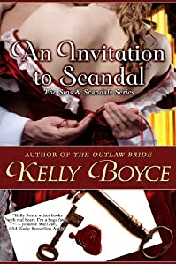 An Invitation To Scandal: Book 1 by Kelly Boyce ebook deal