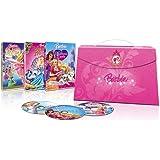 Barbie Princess Collection (Barbie & The Diamond Castle/ Barbie as The Island Princess/ Barbie in The 12 Dancing Princesses)