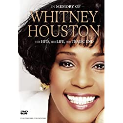 Houston, Whitney - In Memory Of
