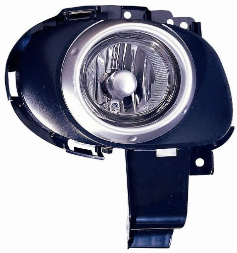 Depo 316-2002R-AS Mazda 3 Passenger Side Replacement Fog Light Assembly (Fan Mazda 3 compare prices)