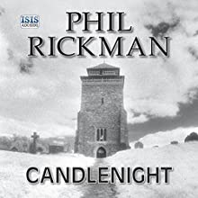 Candlenight (       UNABRIDGED) by Phil Rickman Narrated by Siriol Jenkins