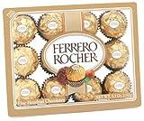 Ferrero Rocher, 12 Piece (Pack of 6)