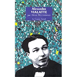 "Alexandre Vialatte (Collection ""Tombeau"") (French Edition)"
