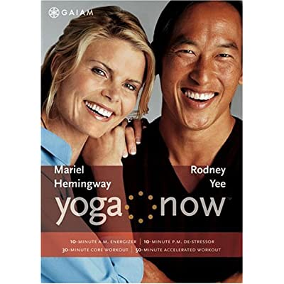 Rodney Yee   Yoga Now [4 DVDrip   MP4] preview 0