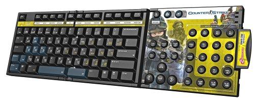 Zboard Counterstrike Keyset