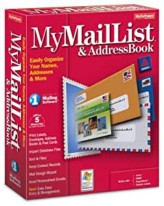 My Mail List & Address Book