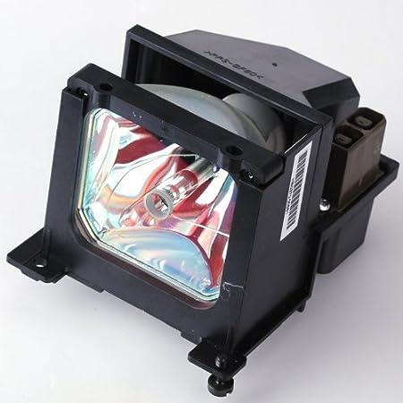 haiwo VT40LP de haute qualité Ampoule de projecteur de remplacement compatible avec boîtier pour VT440/vt440g/vt440j/vt440K VT450/VT540/vt540g/VT540K.