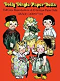 img - for Dolly Dingle Paper Dolls book / textbook / text book
