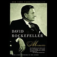 Memoirs Audiobook by David Rockefeller Narrated by Dan Woren