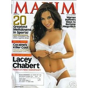 lacey chabert maxim 2007