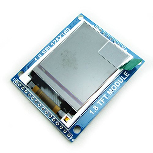 """1.8"""" Serial 128X160 Spi Tft Lcd Module Display + Pcb Adapter With Sd Socket"""