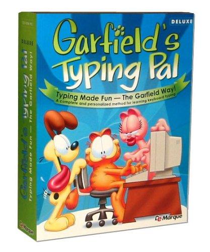 Garfield's Typing Pal (7+ Years)