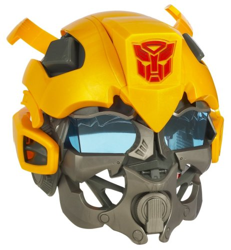 Transformers Bumblebee Role Voice Changer Play Helmet