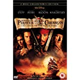 Pirates Of The Caribbean - The Curse Of The Black Pearl  [UK Import]von &#34;Johnny Depp&#34;