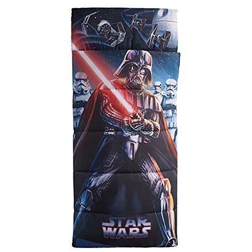 "Disney Star Wars Darth Vader Sleeping Slumber Bag - 66"" x 30"""