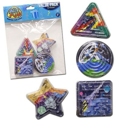 Space Maze Puzzles