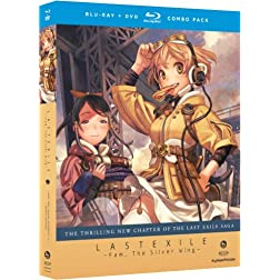 Last Exile: Fam, the Silver Wing - Part One (Blu-ray/DVD Combo)