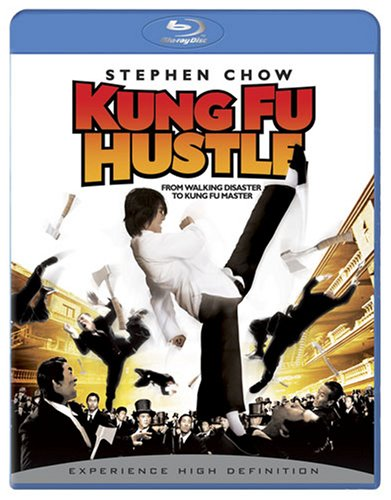 Kung Fu Hustle (2004) on Blu-Ray